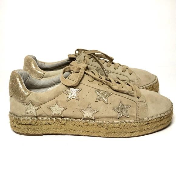 Ltd Marcia Star Espadrille Sneakers
